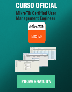 MTCUME - MikroTik Certified User Management Engineer